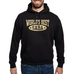 World's Best Saba Hoodie
