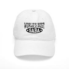 World's Best Saba Baseball Cap
