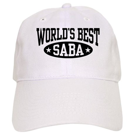World's Best Saba Cap