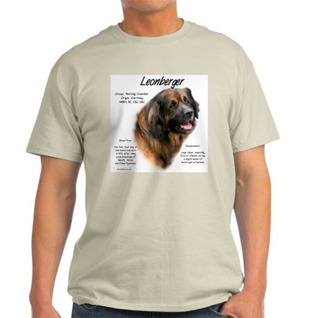 Leonberger Ash Grey T-Shirt