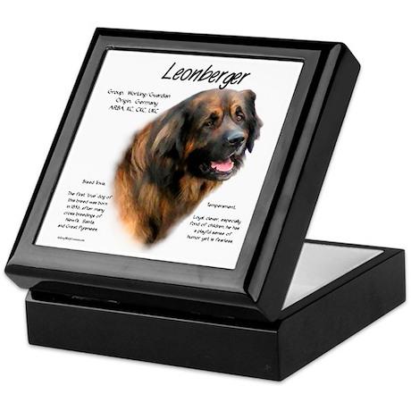 Leonberger Keepsake Box