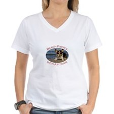 Beach Patrol with Attitude Shirt