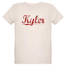 Kyler, Vintage Red T-Shirt