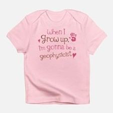 Kids Future Geophysicist Infant T-Shirt