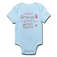 Future German Teacher Infant Bodysuit