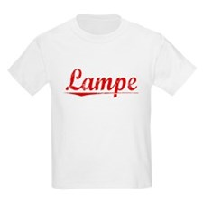 Lampe, Vintage Red T-Shirt