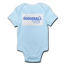 Dodgeball star Infant Creeper