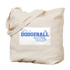 Dodgeball star Tote Bag