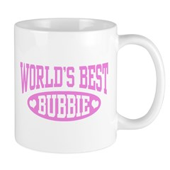 World's Best Bubbie Mug