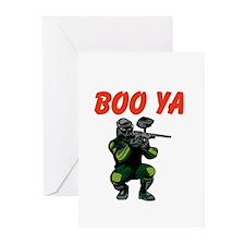 Boo Ya Greeting Cards (Pk of 10)