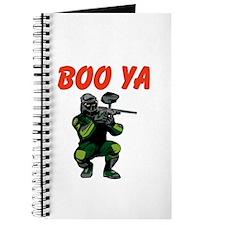 Boo Ya Journal