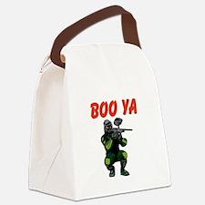 Boo Ya Canvas Lunch Bag