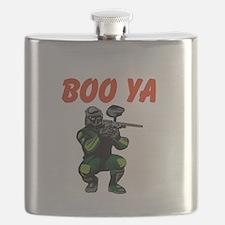 Boo Ya Flask