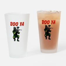 Boo Ya Drinking Glass