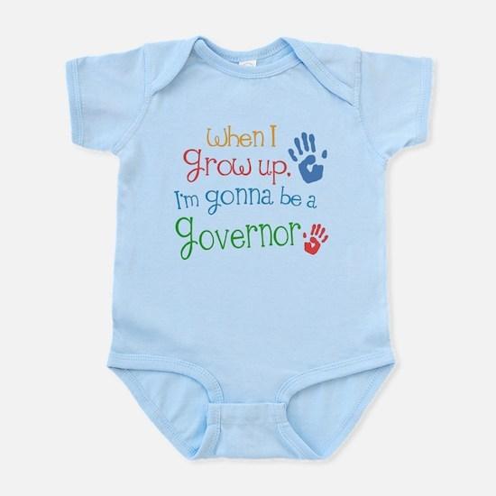 Kids Future Governor Infant Bodysuit