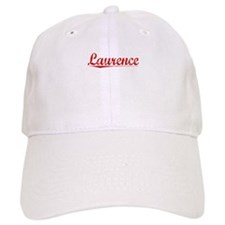 Laurence, Vintage Red Baseball Cap