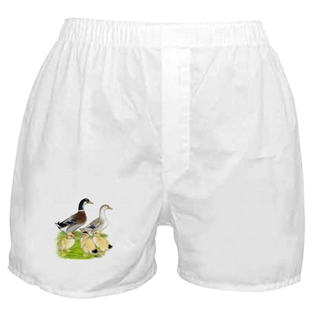 Appleyard Duck Family Boxer Shorts