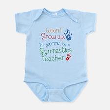Future Gymnastics Teacher Infant Bodysuit