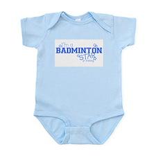 Badminton star Infant Creeper