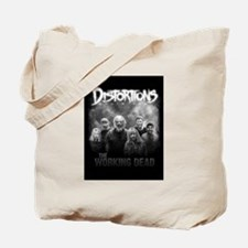 Working Dead Tote Bag
