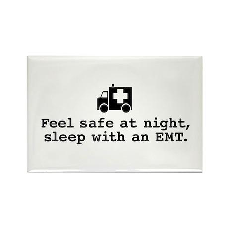 Feel Safe Sleep with EMT Rectangle Magnet