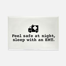 Feel Safe Sleep with EMT Rectangle Magnet