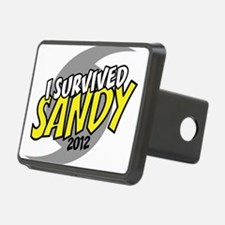 I Survived SANDY Hitch Cover