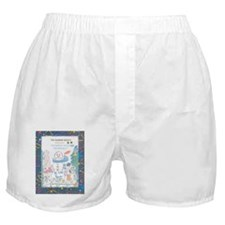 Please, Be Kind To Animals. Boxer Shorts