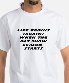 Shirt Cat Show and Cat Rules