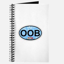 Old Orchard Beach ME - Oval Design. Journal