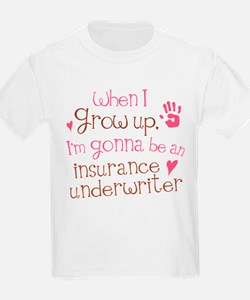 Future Insurance Underwriter T-Shirt