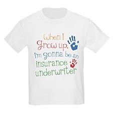 Future Insurance Underwriter T-Shirt