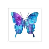 Butterfly Bumper Stickers