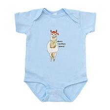 Alpaca Territory Biatch! Infant Bodysuit