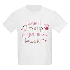 Kids Future Jeweler T-Shirt