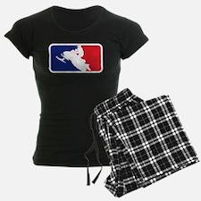 Major League Snowmobiler Pajamas