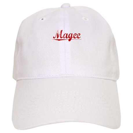 Magee, Vintage Red Cap