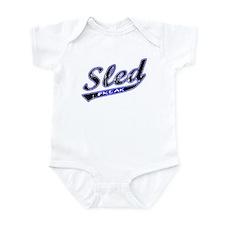 Sled Freak Infant Bodysuit