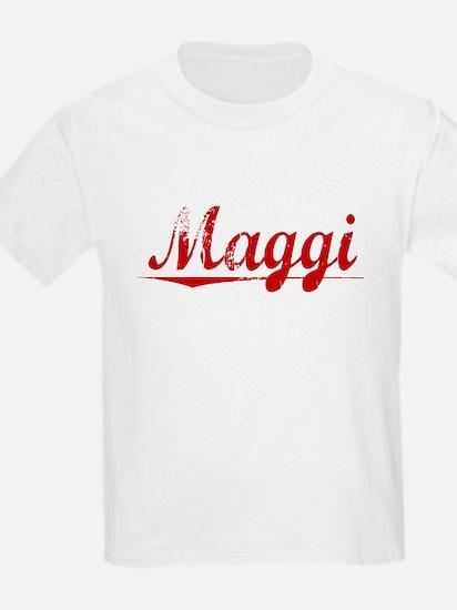 Maggi, Vintage Red T-Shirt