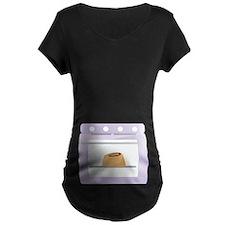 Bun In The Oven Pregnancy T-Shirt