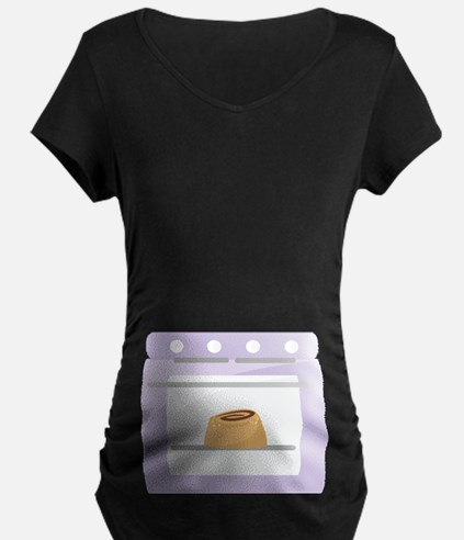 Bun In The Oven Pregnancy T-Shirt