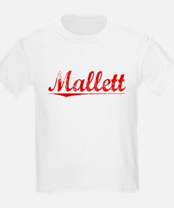 Mallett, Vintage Red T-Shirt