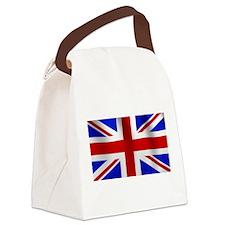 United Kingdom Canvas Lunch Bag