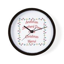 Anatolian Merry Wall Clock