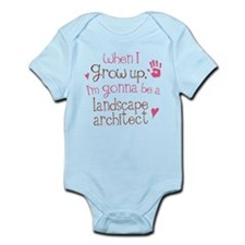 Future Landscape Architect Infant Bodysuit