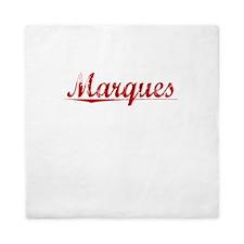 Marques, Vintage Red Queen Duvet