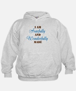 Unique Fearfully and wonderfully made Hoodie