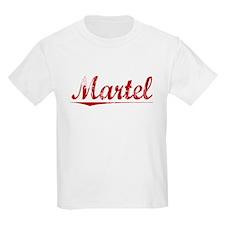 Martel, Vintage Red T-Shirt