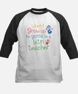 Future Latin Teacher Tee