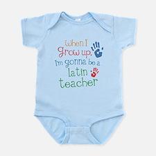 Future Latin Teacher Infant Bodysuit